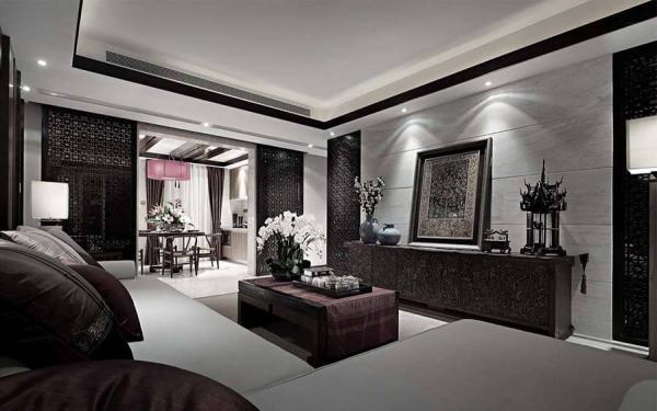 客厅天花板装修_装修公司为什么总推荐无主灯设计,是真好看,还是有的赚?