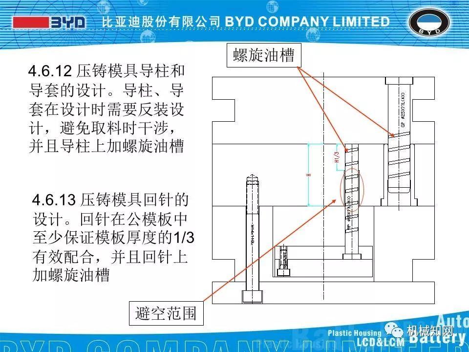 比亚迪模具设计焊缝,一套完整的模具设计cad如何绘制标准图片