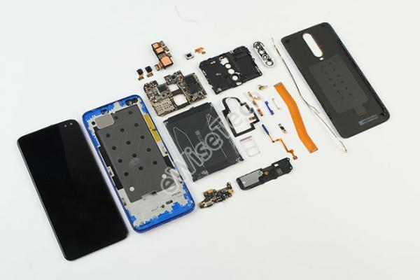 射频功率放大器芯片_E拆解:实拆红米 K30 5G,揭露配置之外的秘密