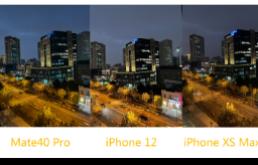 华为Mate40 Pro拍照对比iPhone手机:谁更胜一筹?