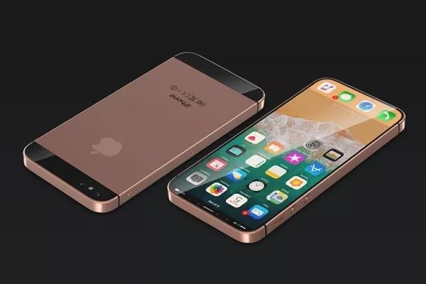 iPhone将推出全面屏SE二代?