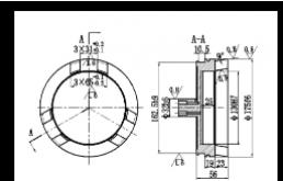 内置气缸式动力卡盘要怎么设计?