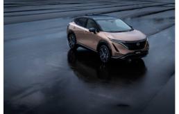 日产首款纯电动跨界SUV Ariya亮相北京车展 明年引入国内
