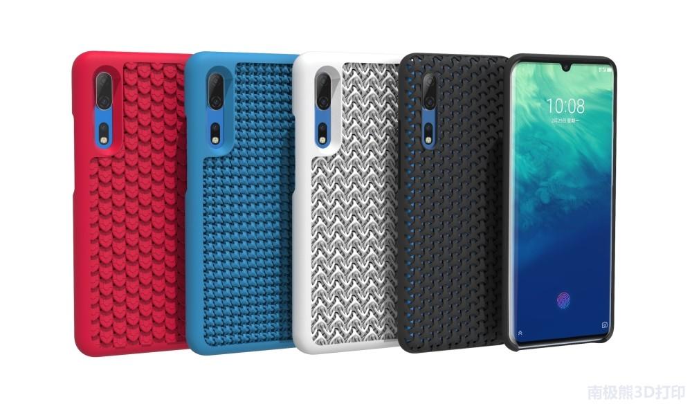 128元中兴天机3d打印手机壳,是否会引发新的消费爆点?