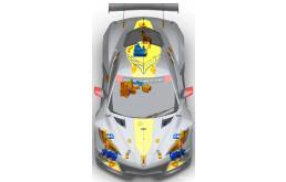 配备75个3D打印零件,雪佛兰赛车已跑12.8万公里比赛