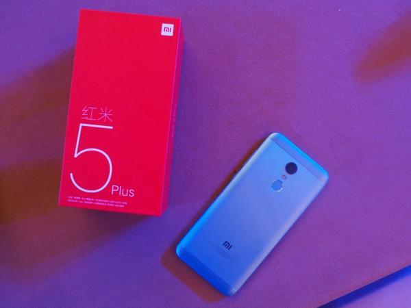 一分钟了解目前售价最低的全面屏手机红米5/5 Plus