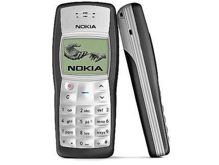 90后不应该忘了诺基亚这个手机品牌