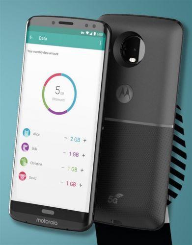 Moto Z3曝光:2018年首款实现5G智能手机