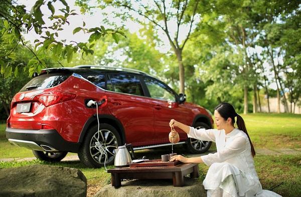 比亚迪今年推两款纯电SUV 最大续航400KM