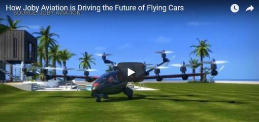 Joby Aviation融资获1亿美元 为电动版空中出租车做准备
