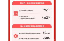 一体化供应链客户增长42%,京东物流赴港IPO