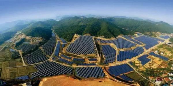 聚高新能源再獲隆基云南華坪電站15MW光伏支架訂單