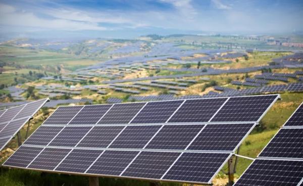 聚高新能源再获隆基云南华坪电站15MW光伏支架订单