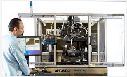 美国巨头Optomec与哈丁大学强强联手 国内斯利通奋发向上