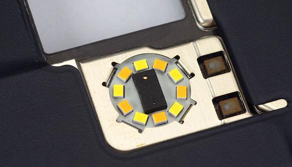 手机闪光灯的门道,小陶瓷基板有大作用