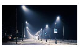 冬奥会赛场上的智慧灯杆