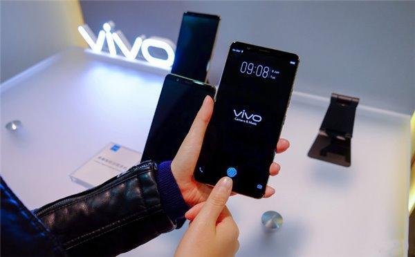 黑科技登场:vivo X20 Plus率先实现屏下指纹商用