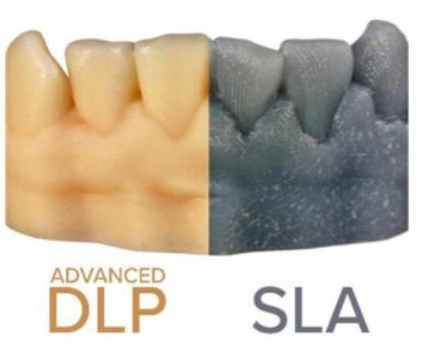 创想三维研发新DLP3D打印机DP002用P0 级高精度模组