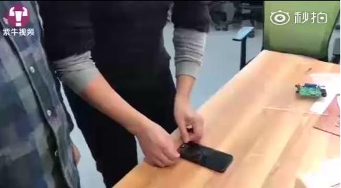 手机指纹锁被爆漏洞:透明胶带+导电笔便可轻松开锁?