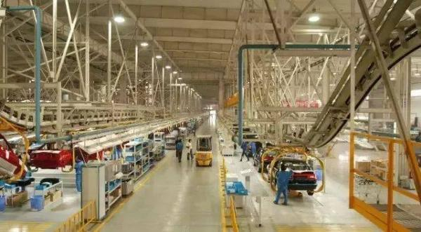 千亿级汽车产业集群将落户陕西西安