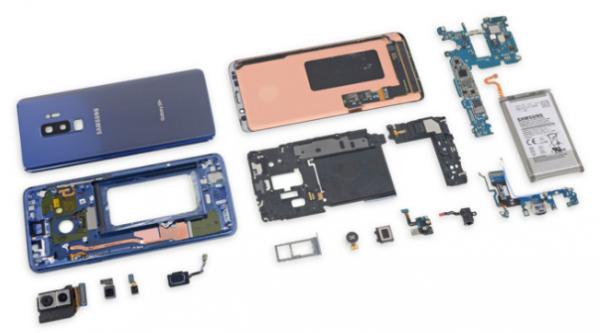 三星Galaxy S9+拆机报告