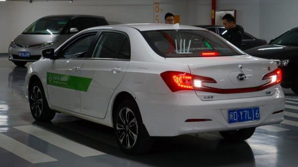 试乘纵目科技自主泊车:适合量产的L4自动驾驶