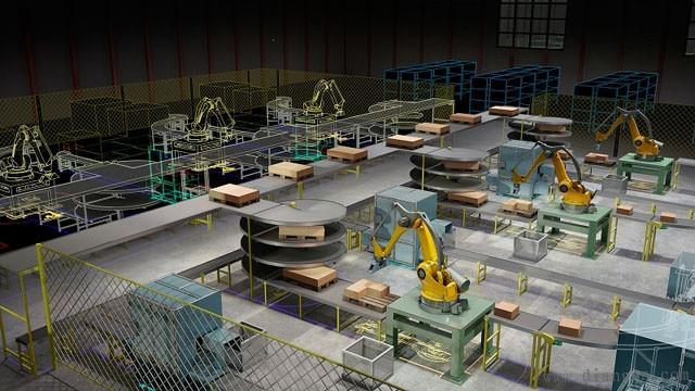 产业链自动化与智能化大势倒逼传统制造企业转型升级