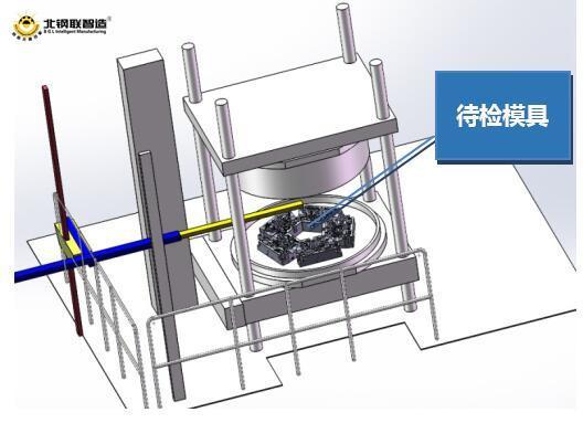 运用机器视觉实现铸造模具的智能化检测
