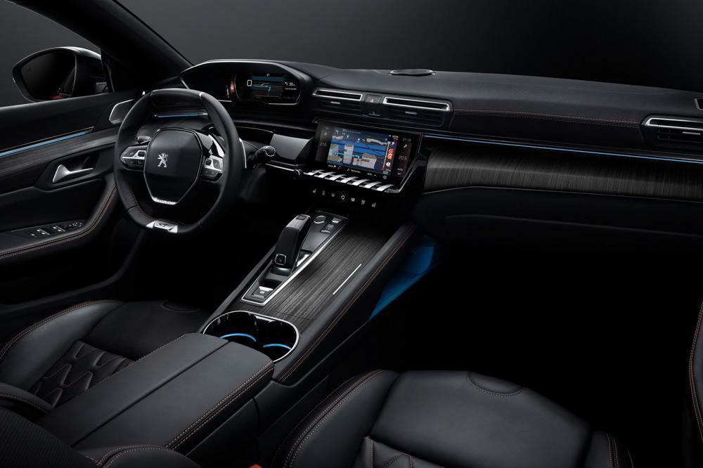 奇葩的法系车终于知道怎么造车——全新东风标致508测评