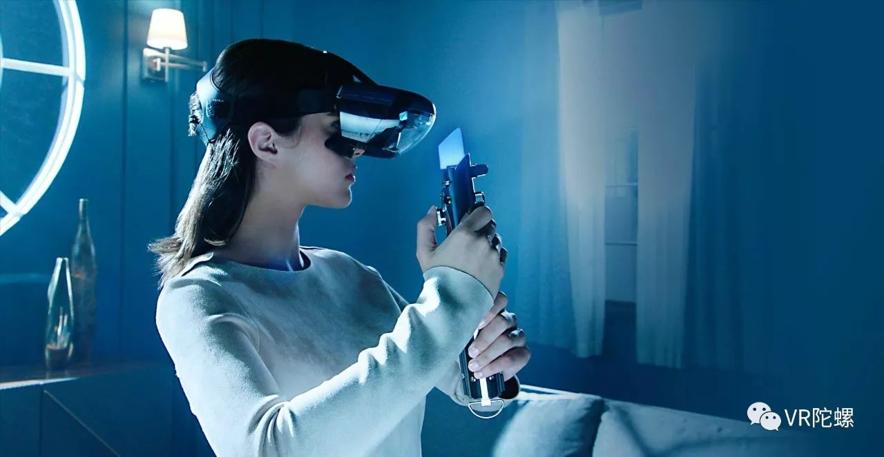 2017,AR投资额全面超过VR!2018的3个机会和1个忌讳