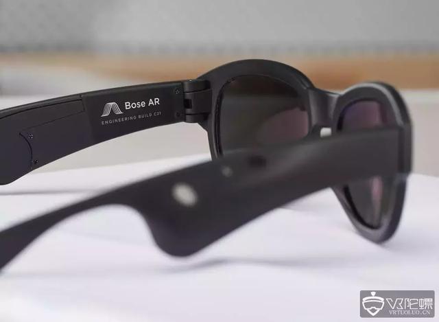 Bose进军AR市场,将推出音频AR眼镜;摩托罗达新MOTO MOD曝光,可用手机观看VR内容