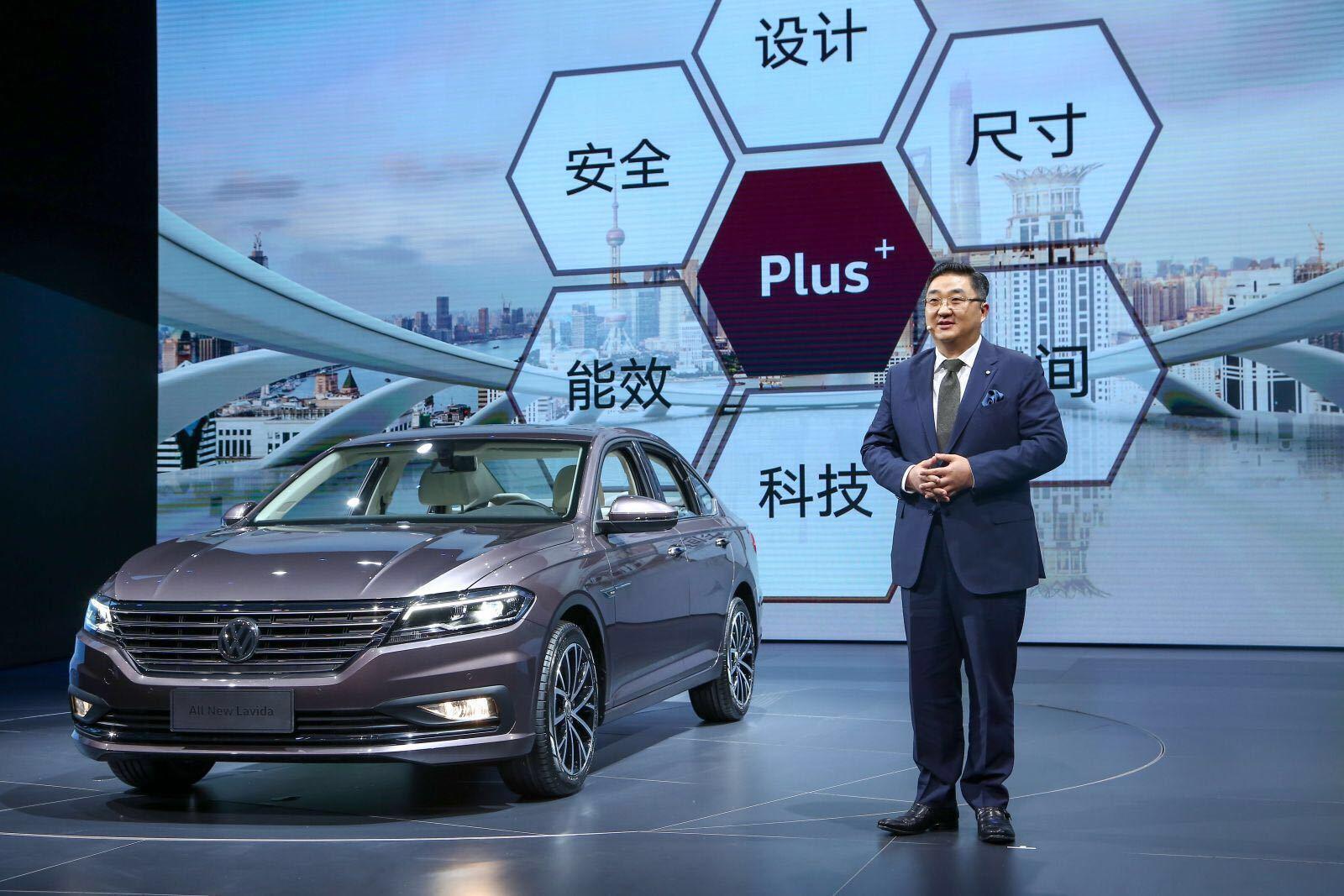 大众发布轿车规划 全新CC/朗逸/I.D. VIZZION率先亮相