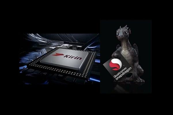 华为首发商用5G芯片,不过在技术方面其实还是落后于高通的