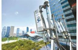 海外5G建设加速,三星或将反超