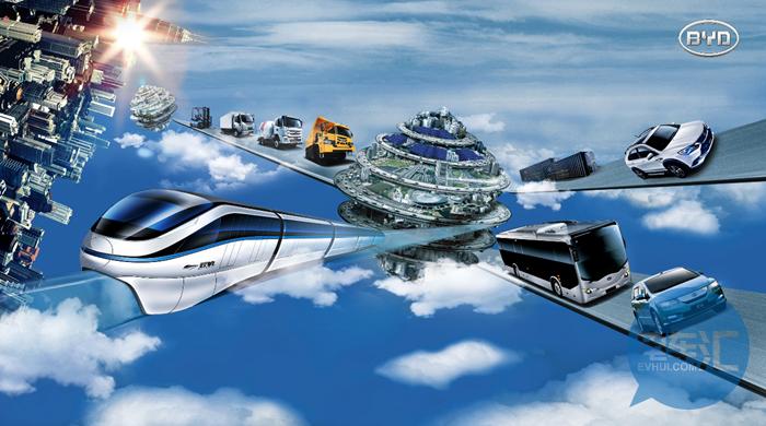 """与华为联手,王传福将再造一个""""轨道上的智慧型比亚迪"""""""