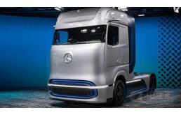 快讯:戴姆勒卡车发布燃料电池概念卡车GenH2等7条快讯