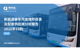 多家客车企业切入燃料电池领域