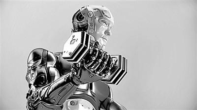 新型人造肌肉问世 攻克制作逼真机器人的最后关卡