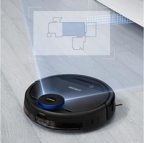全新智能体验 科沃斯Smart Navi全局规划迈入2.0时代