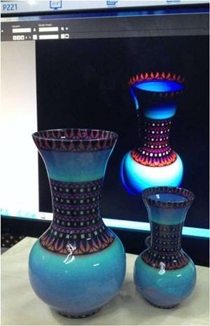 青企推出3D打印新玩法用 陶瓷也可以3D打印