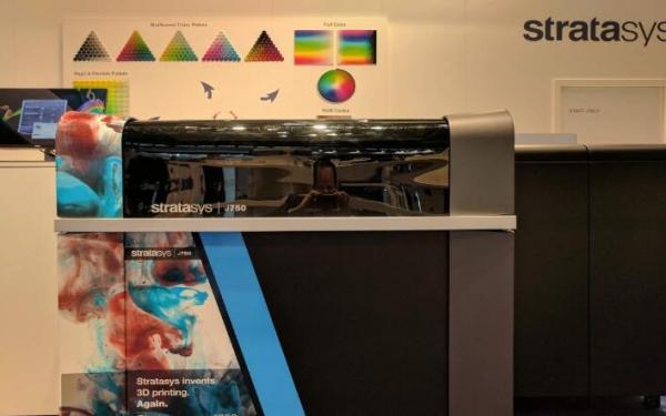 Stratasys携手美国医院建3D打印中心推动医疗应用发展