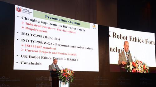 Osman Tokhi:为新类型机器人提供更多研究