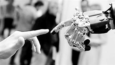 """机器人写""""诗"""" 人类的危机还是机遇 ?"""