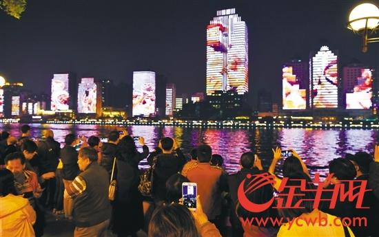 【新时代 新气象 新作为】广州夜景照明的背后故事