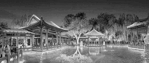 济南:力争摆脱游客中转站身份 打造夜景新名片
