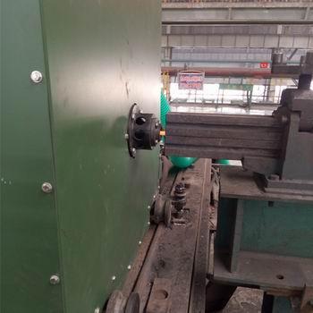 钢材以质取胜 轧钢测径仪为钢材线径进行把关