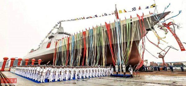 美媒称中国电磁弹射器获突破 或装备第二艘国产航母