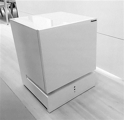 机器人冰箱诞生 想吃喝自动送到你面前