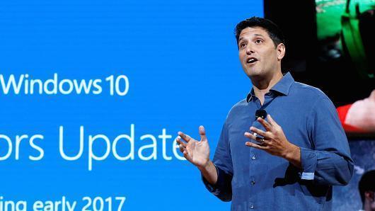 Windows前主管:为什么微软在智能手机领域失败了