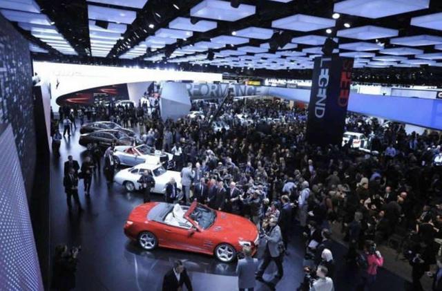 2018北美车展6款新车进入中国,你准备好了吗?